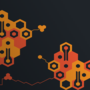 Ludum Dare 42 Honeycomb Circuit Wallpaper