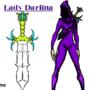 Lady Darlina Character Art