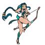 Priestess Hunter