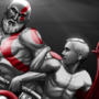 Commission: God of War Banner