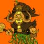 Zenron Pumpkin Wizard
