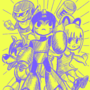 Megaman and friends