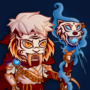 Legendary Thoben (Contest Entry) by ultraviolanta