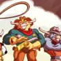 Wild West Cowboys of Moo Mesa