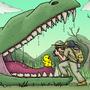 Epic Tourist Trap by LotusClock