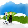 Snowday by PixelCake