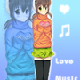 UTAU - LOVE MUSIC by suwako