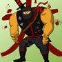 Ninja Gigante by Ninjkabat
