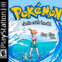 Pokemon Misty Blue version