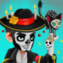 Super Spell Heroes Contest- Thoben (Day of the Dead) by MeganRhoden