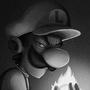 It's-A-Him... Green Mario!