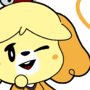 Isabelle In Smash!