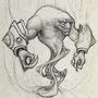 Voidwalker (Sketch)