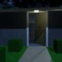 Horror House Exterior