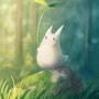 Chibi Totoro Speedpaint.