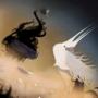 Radiance - Hollow Knight by VatsOfGoop