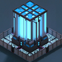 Voxel Power Cell - RTS concept