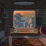 Abandoned colony