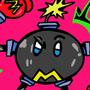 The explosive Mega Bomb