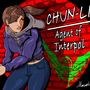 Undercover Chun Li Agent of Interpol Colored