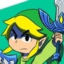 Link Hero of Wind