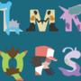 Pokémon Alphabet