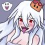 Princess Boo / Booette sfw version by LunarTrashCat