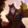 Pipimi x Thanos