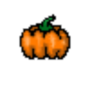 Pumpkin - floating icon