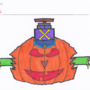 Art #87 -- Pumpkintraption