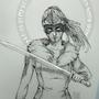 Senua from Hellblade