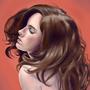 Portrait by GenericAnime