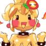 Fire flower Crownette
