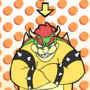 SuperCrown - Bowser and Boo