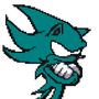 Psi The Hedgehog by SilverShadic