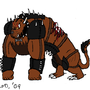 Armored Abomination Dog by Just-MaXx