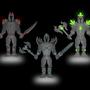 Gear & Weapon Design