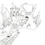 Hox the Fox by YanoRazu
