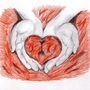 Heart in Hands by CuteLollipop