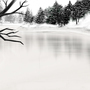 Frozen Lake by Wiiman86