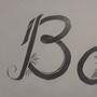 Boi. (Calligraphy)