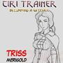 [CiriTrainer] Triss Merigold's doll sketch