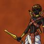 Nensela, Admiral of Kush