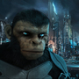 Cinematic 3D Character of Kung Fu Ape – sci-fi Cartoon feature film - Toronto, Canada