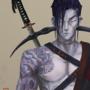 Samurai of redemption