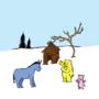 Winnie the Pooh book illustration 2