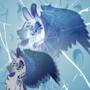Winged Emotions by GlitchyArtist