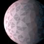 Desktop background sphere by tangerine-machine