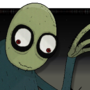 Inquirer of Rusty Spoons - Salad Fingers