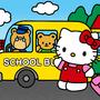 Kitty Go School